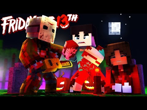 Minecraft Friday the 13th WE KILLED JASON