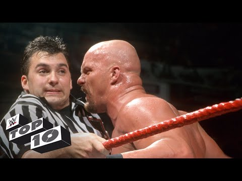 McMahon Family moments as Special Guest Referees WWE Top 10 Dec. 16 2017