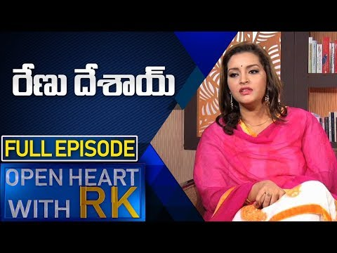 Xxx Mp4 Actress Renu Desai Open Heart With RK Full Episode ABN Telugu 3gp Sex