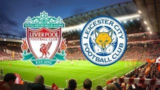MATCH OF THE DAY • Liverpool Vs Leicester 30/01/2019 Pes