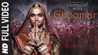 Full Video:Ghoomar|Padmaavat|Deepika Padukone Shahid Kapoor Ranveer Singh|Shreya Ghoshal SwaroopKhan