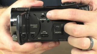 Sony HDR-CX550V HD Handycam Camcorder