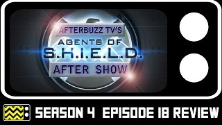 Agents Of S.H.I.E.L.D. Season 4 Episode 18 Review & After Show | AfterBuzz TV