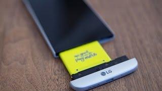 Modüler Akıllı Telefon: LG G5 İncelemesi