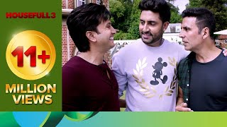 We are exposed! Housefull 3 | Movie Scene