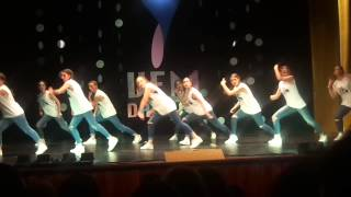 MC Company Dance Crew, Campeonato Porto de Mós 2015, 1º lugar hip hop