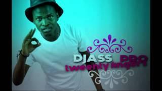 Djass Pro feat. Twenty Fingers - Prometo Mudar - Audio | 2016