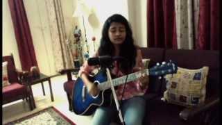 KABIRA-Ye jawani hai deewani - guitar cover by Sravani.