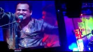 Rahat Fateh Ali Khan Yeh jo Halka Halka Suroor ha full  Live at Wembley