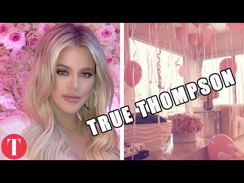 The Meaning Behind Khloe Kardashian's Baby Name True Thompson