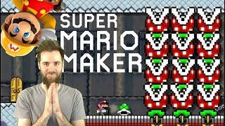 Doing Dirty Things to Dirty Levels //  Saucy Twitter Submissions! [SUPER MARIO MAKER]