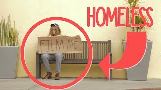 """""""Homeless"""" Pranks and Why They"""