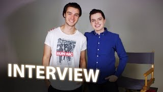 Happy Together (CBS) Felix Mallard Exclusive Interview | Damon Wayans Jr. Comedy Series