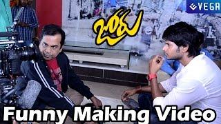 Joru Funny Making Video - Brahmanandam, Sundeep - Latest Telugu Movie 2014