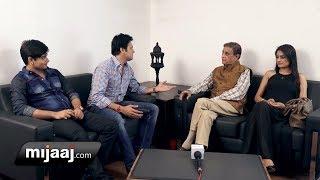 Baap Vechvano Chhe   2017 Gujarati Film   Star Cast Interview by Mijaaj