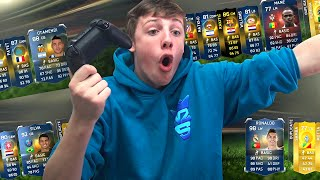 FIFA 15 - UNLIMITED 50K PACKS!!!!!!!!
