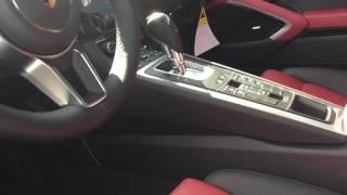 2017 Porsche 718 Boxster at Porsche of Ocala