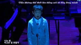 [Vietsub + lyrics]  Reflection from 'Mulan' OST  _ Oh Yeon Jun