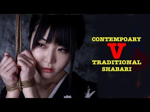 Contemporary V Traditional Shabari  - The Thing About...Kinoko Hajime