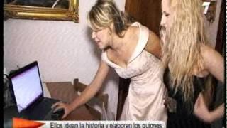 Bajo La Misma Piel REPORTAJE TV.mpg