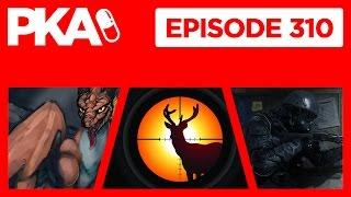 PKA 310 Bad Dragon Toys, Hunting Opinions, Thanksgiving Bonaza, Call of Duty
