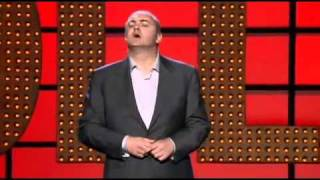 Dara O'Briain - Live At The Apollo Full Version HQ Dara O'Briain On BBC Live At The Apollo
