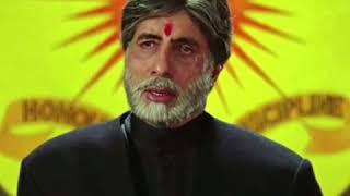 Sakhti aakhir toot he gayi (must watch ). Ft. Amitabh Bachchan from Mohabbatein