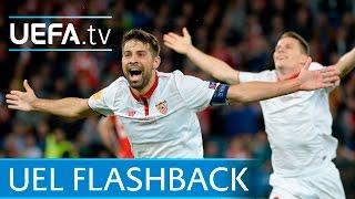 Flashback: Europa League final memories