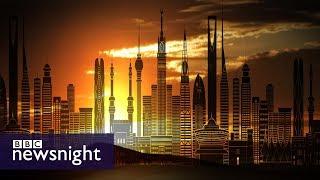 Could Saudi Arabia be the next Dubai? - BBC Newsnight