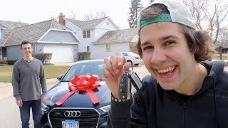 SURPRISING BEST FRIEND FOR HIS BIRTHDAY!!