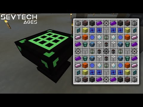 Xxx Mp4 ULTIMATE 9x9 Crafting Table 143 SevTech Ages Stage 5 German 3gp Sex