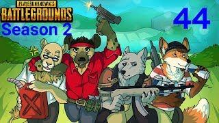 NLSS Crew Games: PLAYERUNKNOWNS BATTLEGROUNDS Season 2 Part 44!