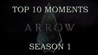 Arrow Season 1 - Top Moments