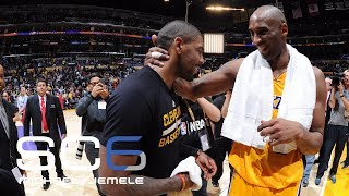 Kobe Bryant Behind Potential Kyrie Irving And LeBron James Breakup? | SC6 | ESPN