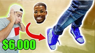 HOW MUCH ARE YOUR SHOES WORTH? (CJSOCOOL INSANE SNEAKERS)