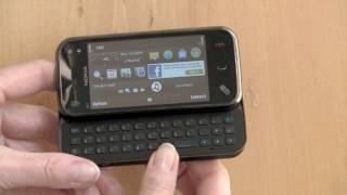 Nokia N97 Mini Video Review