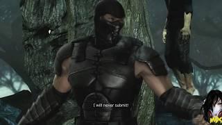 Mortal Kombat Movie 2015 (Video Game Movie MK9 HD