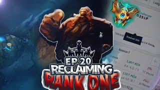Tarzaned | GRAGAS JUNGLE IS OP | Reclaiming Rank One. Episode 20