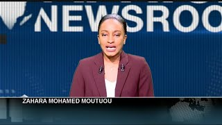 AFRICA NEWS ROOM - RDC : Le Botswana appelle au départ de Joseph Kabila (1/3)