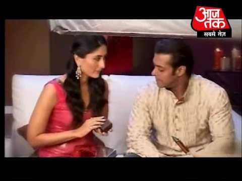 Romantic mood of Salman, Kareena