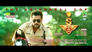 Singam 3 Teaser Review and Reactions | Surya, Anushka, Shruthi hassan | S3 Trailer