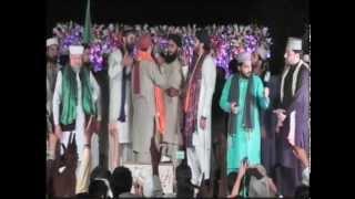 Hafiz Ghulam Mustafa Qadri Mehfil e Wajdan Lahore Pakistan 28-04-2013