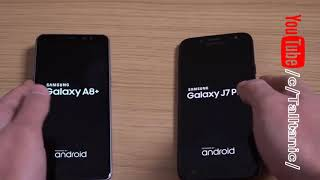 Samsung galaxy a8 vs Samsung galaxy j7 pro speed test