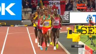 Mo Farah - 10000m - WORLD CHAMPIONSHIPS LONDON 2017 - Final