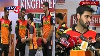 Sunrisers Hyderabad Team Hubbub At Inorbit Mall | IPL | Hyderabad | TV5 News