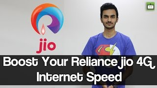 Reliance Jio 4G: 5 Tips To Boost Your 4G Internet Speed | Gizbot
