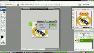 cara Membuat emblem atau Logo Pada PES 6 Dan WE9