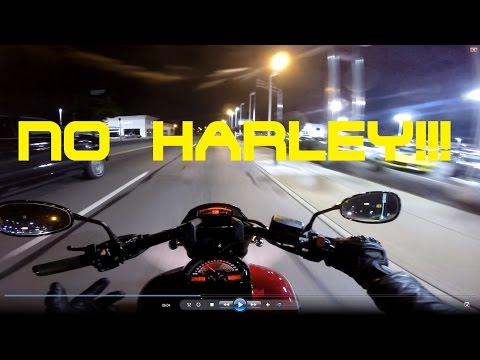 Why I Didnt Buy A Harley Davidson