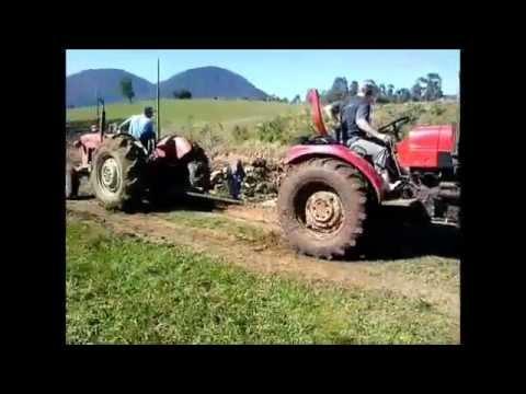Trator Tramontini X Massey 55 x