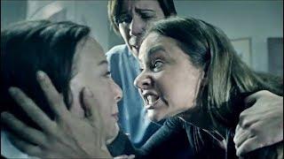 نيللي كريم تبدع في أقوى مشهد لها وهي تضرب أمها أمام الناس #سقوط_حر